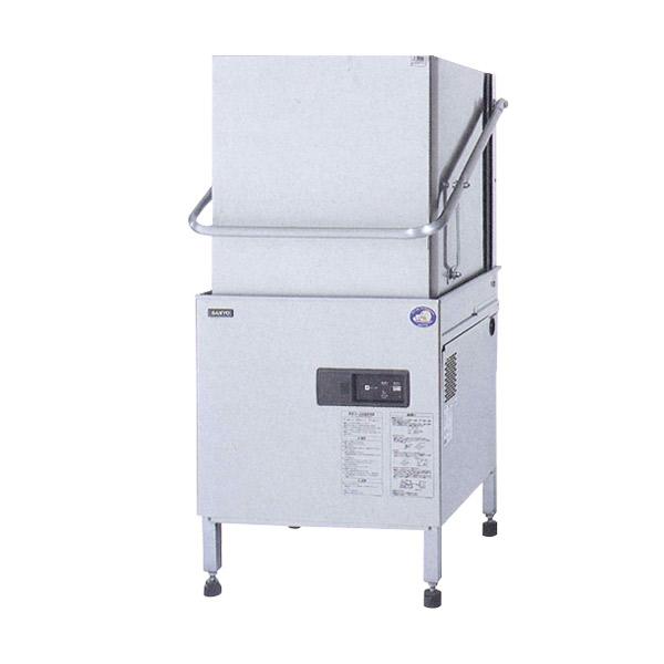 新品:パナソニック 業務用食器洗浄機ドアタイプ(電気ブースター式) DW-DR44U3
