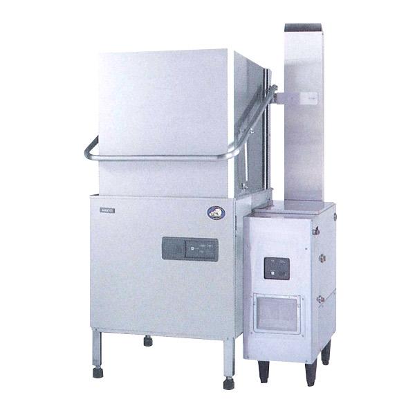 新品:パナソニック 業務用食器洗浄機ドアタイプ(電気ブースター式)DW-DR54-12EA