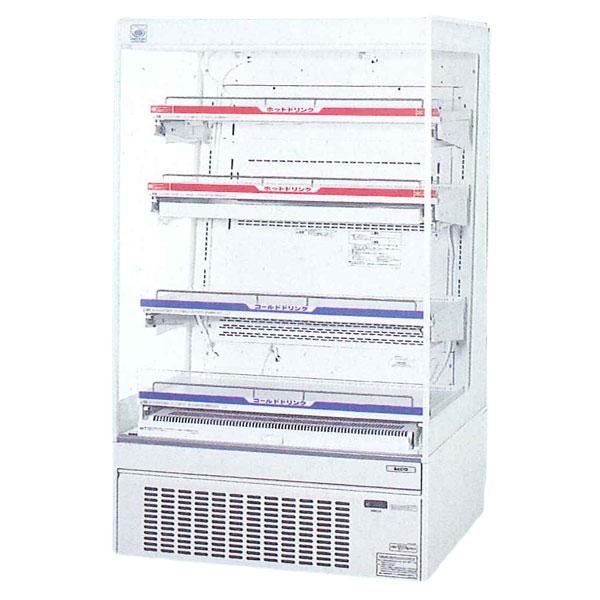 新品:パナソニック 冷蔵ショーケースゴンドラタイプ幅900X奥行630X高さ1495 SAR-346CHNF
