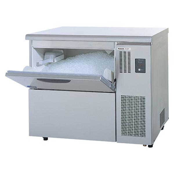 新品:パナソニック  チップアイス製氷機 SIM-C120LBアンダーカウンタータイプ 120kg【 サンヨー 製氷機 】【 製氷機 業務用 】