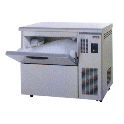 新品 パナソニック 製氷機 SIM-F140LA 140kg フレークアイス アンダーカウンタータイプ 【 業務用 製氷機 】 【 パナソニック 製氷機 】 【 旧サンヨー 製氷機 】