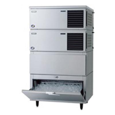 新品:パナソニック  製氷機 SIM-S481N-HB2スタックオンタイプ 480kg【 サンヨー 製氷機 】【 製氷機 業務用 】