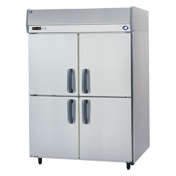 新品:パナソニック タテ型冷凍庫幅1460×奥行800×高さ1950(mm) 4ドアタイプSRF-K1583A