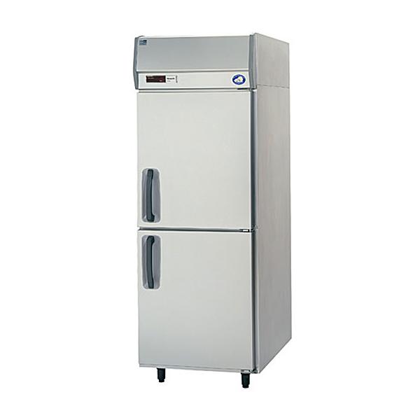 新品:パナソニック タテ型冷凍庫幅745×奥行800×高さ1950(mm) 2ドアタイプSRF-K781