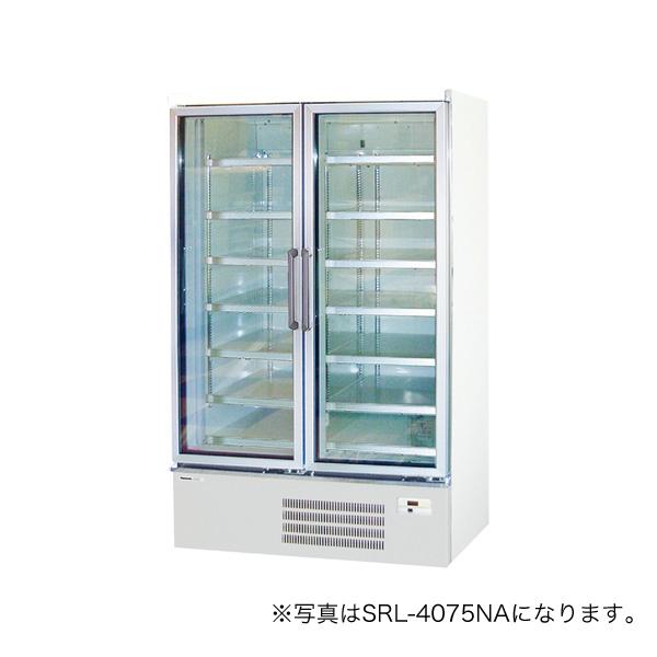 新品 パナソニック リーチイン冷凍ショーケース(スイング扉タイプ)SRL-4075NA