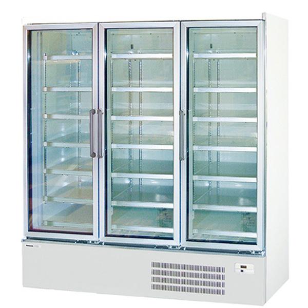 新品 パナソニック リーチイン冷凍ショーケース(スイング扉タイプ)SRL-6065NA