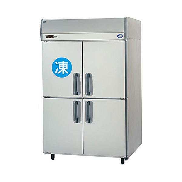 【感謝大特価】新品 パナソニック  業務用冷凍冷蔵庫 タテ型 SRR-K1281CS 4ドア1室冷凍タイプ 幅1200×奥行800×高さ1950(mm)【 冷凍冷蔵庫 】【 パナソニック 冷凍冷蔵庫 】