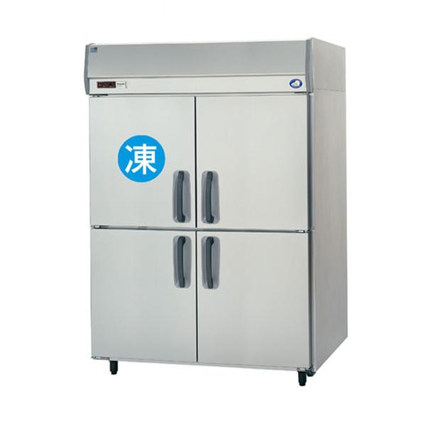 新品:パナソニック  業務用冷凍冷蔵庫 タテ型 SRR-K1581C 4ドア1室冷凍タイプ 幅1460×奥行800×高さ1950(mm)【 冷凍冷蔵庫 】【 パナソニック 冷凍冷蔵庫 】