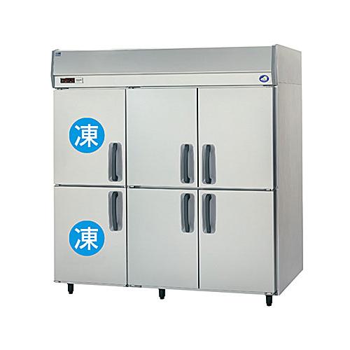 新品 パナソニック タテ型冷凍冷蔵庫幅1785×奥行650×高さ1950(mm) 6ドア2室冷凍タイプSRR-K1861C2