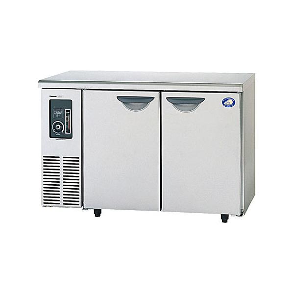新品:パナソニック  テーブル型冷蔵庫 ( コールドテーブル ) SUC-N1241J 174リットル幅1200×奥行450×高さ800(mm)【 台下冷蔵庫 】【 業務用厨房機器 】