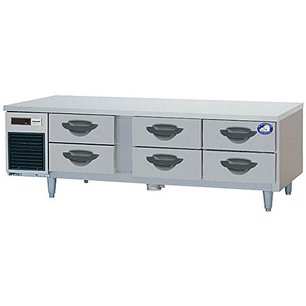 新品 パナソニック 2段ドロワーテーブル冷凍庫SUF-DG1671-2A