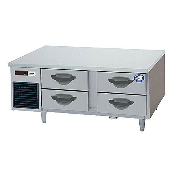 新品:パナソニック 2段ドロワーテーブル冷蔵庫SUR-DG1271-2B1