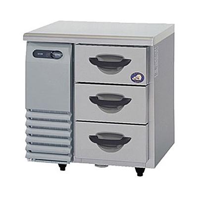 新品:パナソニック 3段ドロワーテーブル冷蔵庫SUR-DG761-3A