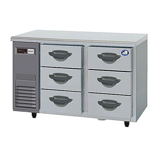 新品 パナソニック 3段ドロワーテーブル冷蔵庫SUR-DK1261-3