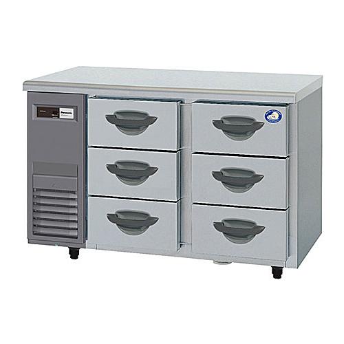 新品 パナソニック 3段ドロワーテーブル冷蔵庫SUR-DK1271-3