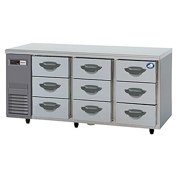 新品:パナソニック 3段ドロワーテーブル冷蔵庫SUR-DK1671-3