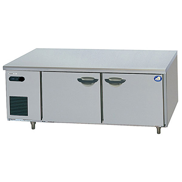 新品:パナソニック 低コールドテーブル冷蔵庫1500×600×600 SUR-GL1561SA