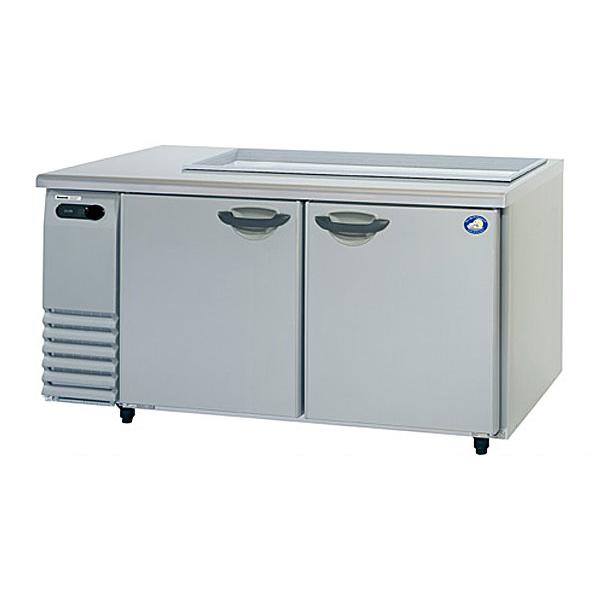 新品 パナソニック サンドイッチテーブル型冷蔵庫SUR-GS1561SA