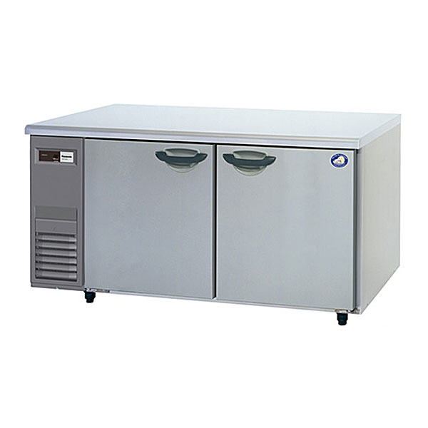 新品 パナソニック テーブル型冷蔵庫(コールドテーブル)センターピラーレスタイプ SUR-K1571SA
