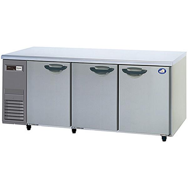 新品:パナソニック テーブル型冷蔵庫(コールドテーブル)センターピラーレスタイプ SUR-K1861SA