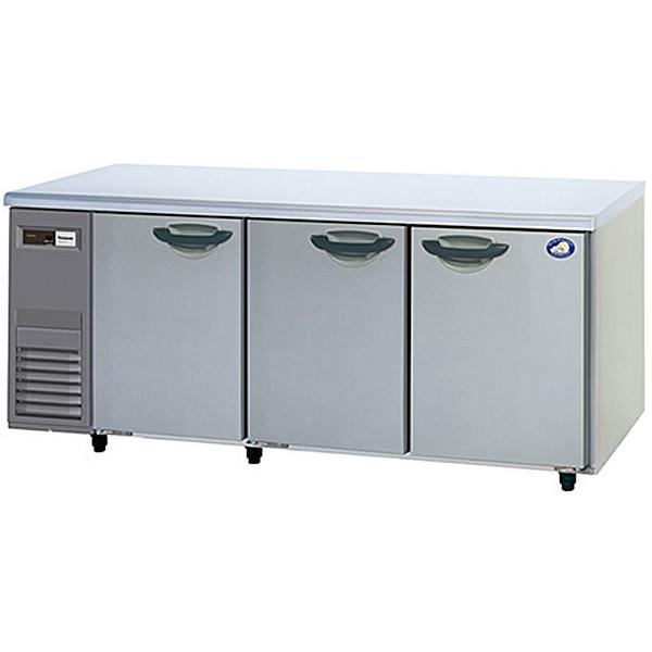 新品:パナソニック テーブル型冷蔵庫(コールドテーブル)センターピラーレスタイプ SUR-K1871SA