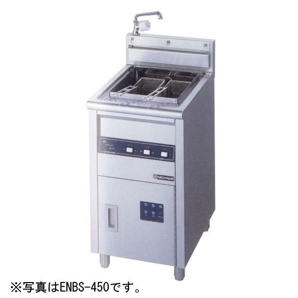 新品 ニチワ 電気スパゲッティボイラー [バスケット3つ]600×600×800 ENBS-600
