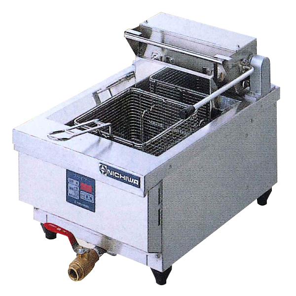 新品 ニチワ 電気ミニフライヤー 330×500×250MTEF-3-D