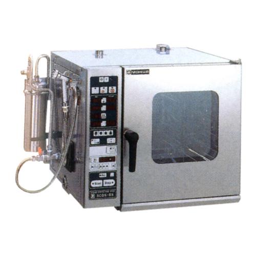 新品:ニチワ 電気スチームコンベクションオーブン SCOS-523RS-L(R) 間口680×奥行650×高さ620(mm)