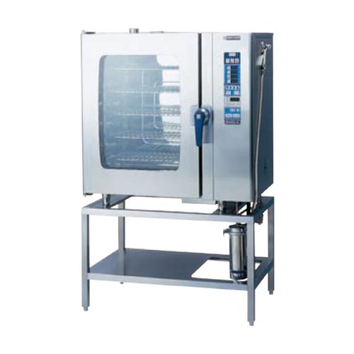 新品 ニチワ スチームコンベクションオーブン RLシリーズ インジェクションタイプ SCOS-1010RL-R(L) 幅1035×奥行655×高さ1655(mm) 【 スチコン 】【 オーブン スチーム 】