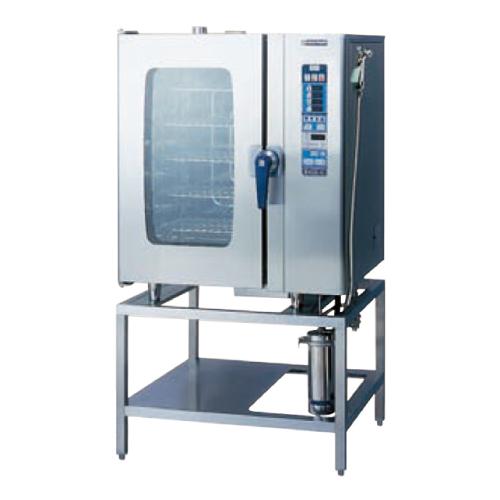 新品:ニチワ スチームコンベクションオーブン RLシリーズ インジェクションタイプ SCOS-101RL-R(L) 幅900×奥行800×高さ1655(mm) 【 スチコン 】【 オーブン スチーム 】