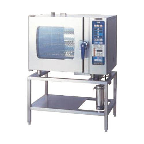 新品 ニチワ スチームコンベクションオーブン RHCシリーズ 省エネタイプ SCOS-610RHC-R(L) 幅1035×奥行655×高さ1395(mm) 【 スチコン 】【 オーブン スチーム 】