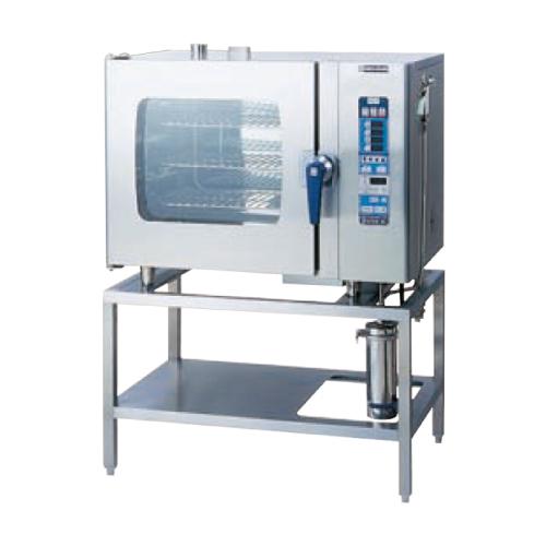 新品 ニチワ スチームコンベクションオーブン RLシリーズ インジェクションタイプ SCOS-610RL-R(L) 幅1035×奥行655×高さ1395(mm) 【 スチコン 】【 オーブン スチーム 】