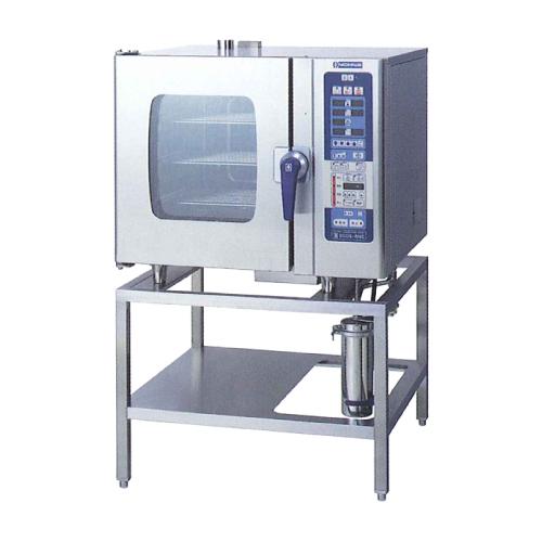 新品 ニチワ スチームコンベクションオーブン RHCシリーズ 省エネタイプ SCOS-61RHC-R(L) 幅900×奥行800×高さ1395(mm) 【 スチコン 】【 オーブン スチーム 】