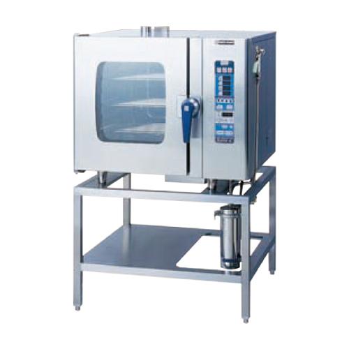 新品 ニチワ スチームコンベクションオーブン RLシリーズ インジェクションタイプ SCOS-61RL-R(L) 幅900×奥行800×高さ1395(mm) 【 スチコン 】【 オーブン スチーム 】
