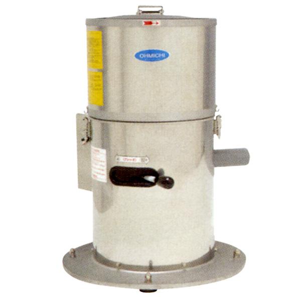 新品 オーミチ 食品脱水機[低速脱水機] (野菜水切り器)OMD-10RY3