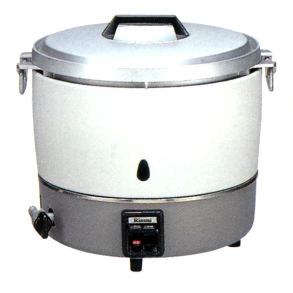 新品 リンナイ 3升炊き卓上型ガス炊飯器(普及型) RR-30S1