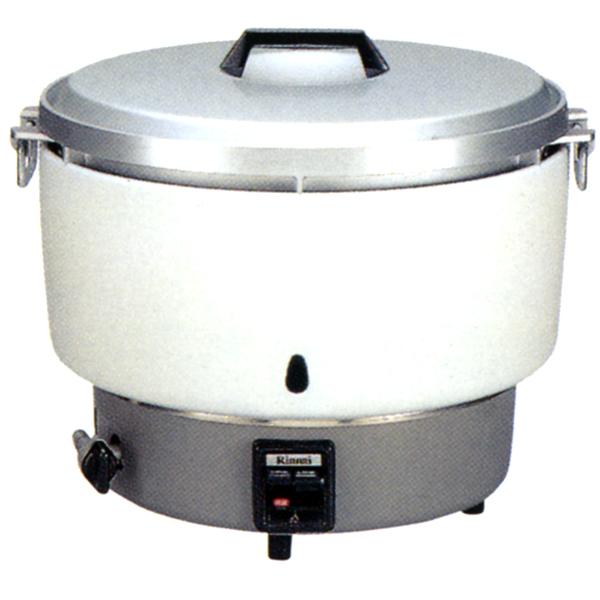 新品 リンナイ 4升炊き卓上型ガス炊飯器(普及型) RR-40S1