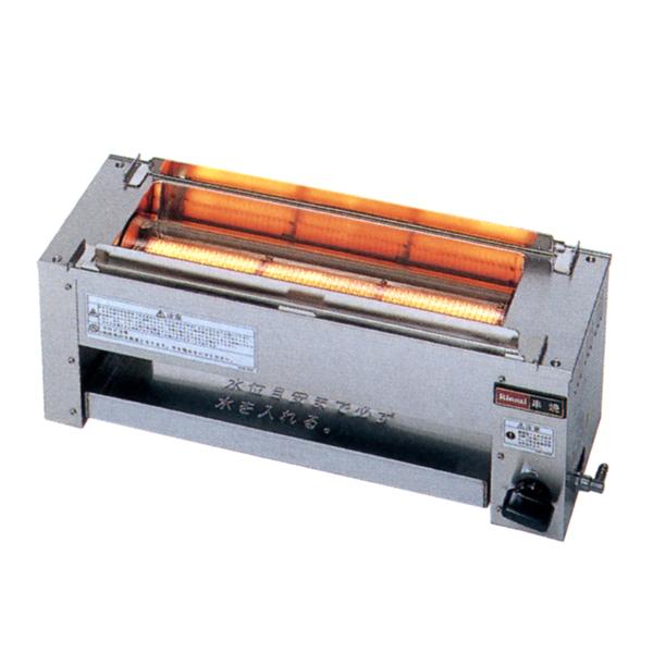 新品 リンナイ ガス赤外線グリラー(焼物器)串焼き61号 RGK-61D