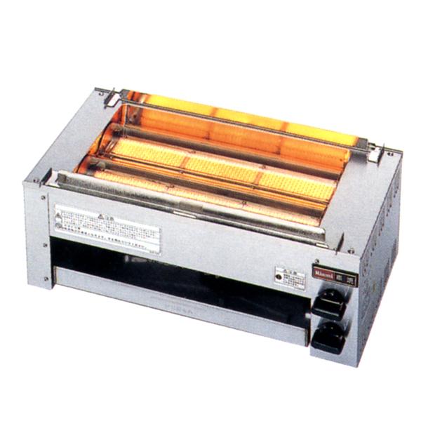 新品 リンナイ ガス赤外線グリラー(焼物器)串焼き62号 RGK-62D