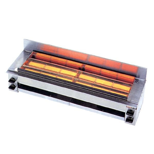 新品 リンナイ ガス赤外線グリラー(焼物器)串焼き64号 RGK-64