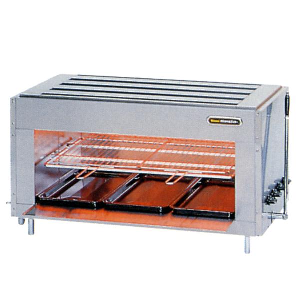 新品 リンナイ ガス赤外線グリラー(焼物器)大型グリラー R-6438
