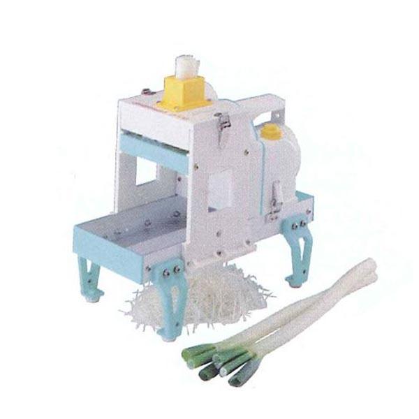 新品 チバ 白髪ネギ切り機 電動SHIRAGA2000(芯なしタイプ)