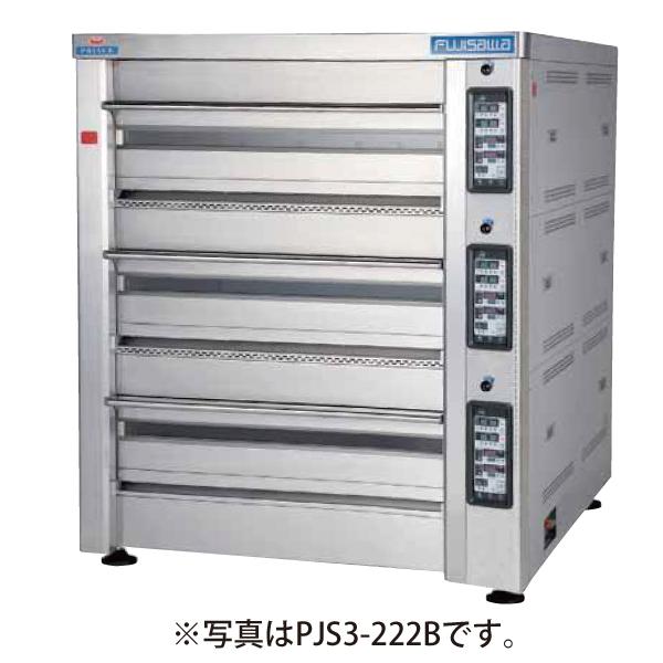 新品 マルゼンデッキオーブン プリンスシリーズ 幅1565×奥行1255×高さ1710(mm)PJA3-111B(L)