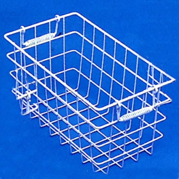 新品:マルゼン 強化磁器用食器カゴ 395×225×201