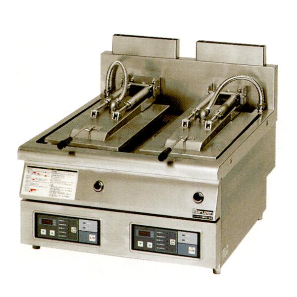 新品:マルゼン ガス自動餃子焼器 650×750×350 MAZ-44