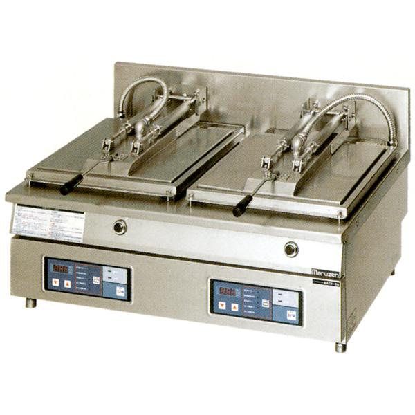 新品:マルゼン 電気自動餃子焼器 820×600×285 MAZE-66
