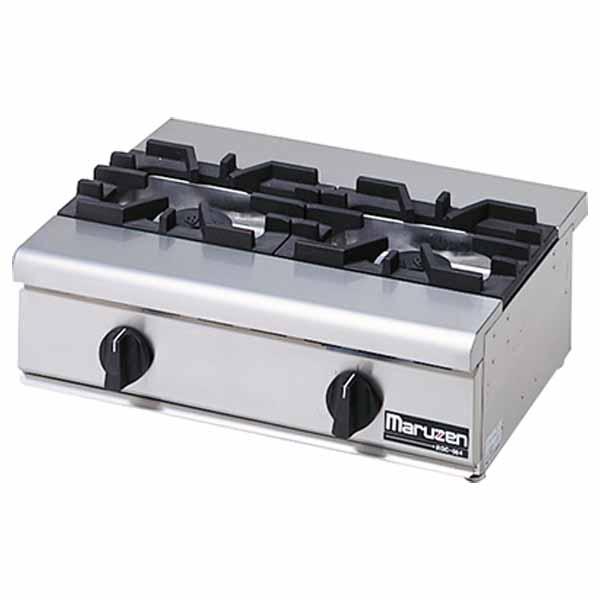 新品 マルゼン ガステーブルコンロ NEWパワークックシリーズRGC-064C