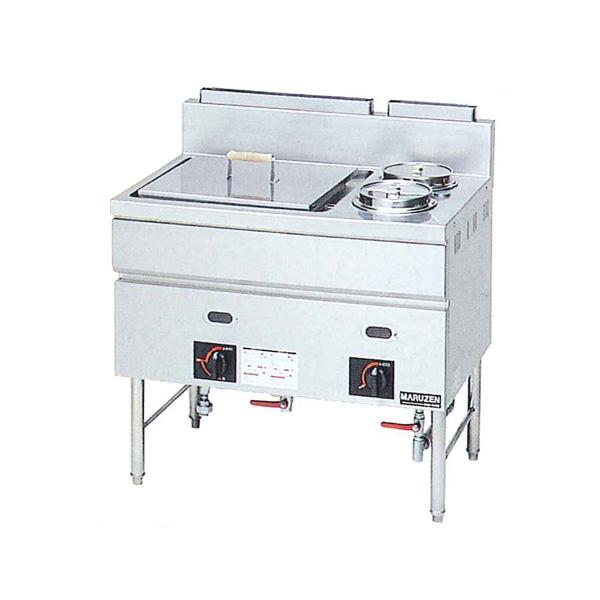 新品 マルゼン ガスウォーマーテーブルゆがき槽付 MGS-096CX