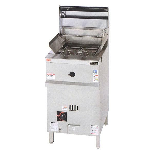 新品 マルゼンガス式涼厨スパゲティ釜幅450×奥行600×高さ800(バック+150)(mm)MRP-C046-2