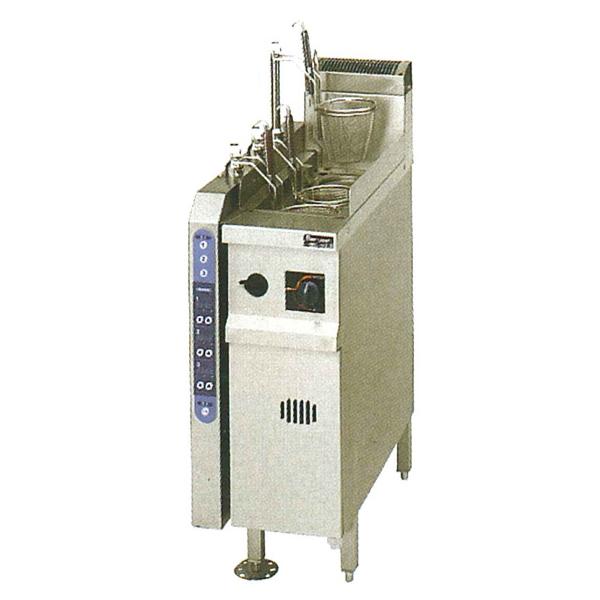 【メーカー保証+当店特別保証 合計2年保証付き!】新品 マルゼンガス式自動ゆで麺機[ゆでカゴ3つ]幅330×奥行700×高さ800(バック+150)(mm)MRY-L03L